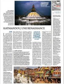 Népal - Katmandou, une renaissance - Le Monde