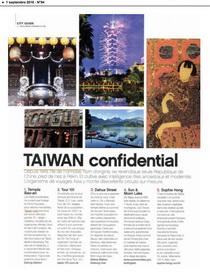 Taïwan - Taïwan confidential - Edgar
