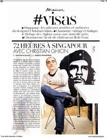 Singapour - 72 Heures à Singapour - Marie Claire Maison