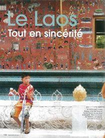 Laos - Le Laos tout en sincérité