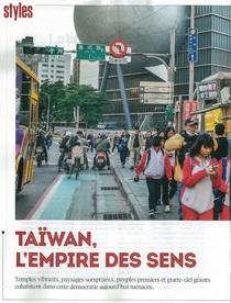 Taïwan - L'empire des sens