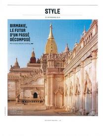 Birmanie - Le futur d'un passé décomposé
